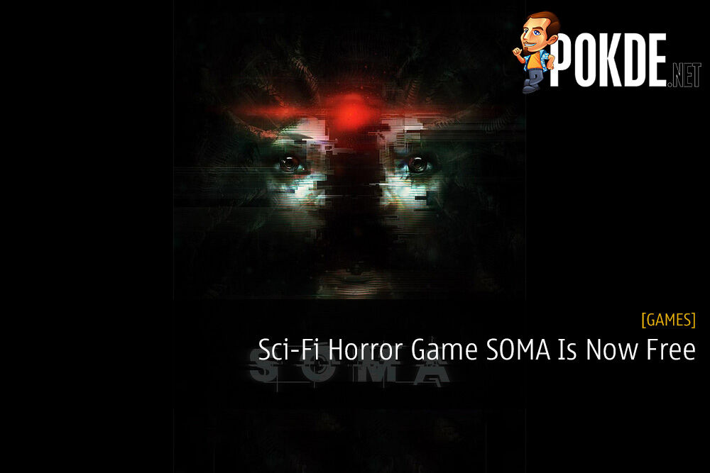 Sci-Fi Horror Game SOMA Is Now Free - Claim It Right Here 24