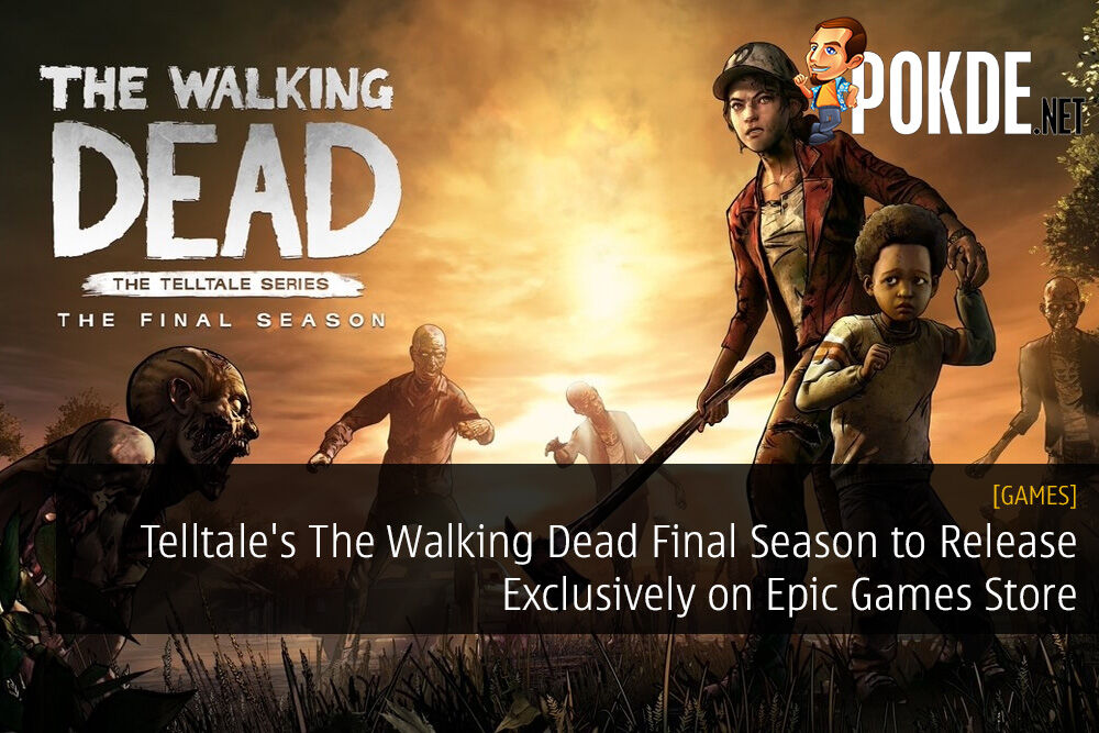Telltale's The Walking Dead Final Season to Release Exclusively on Epic Games Store
