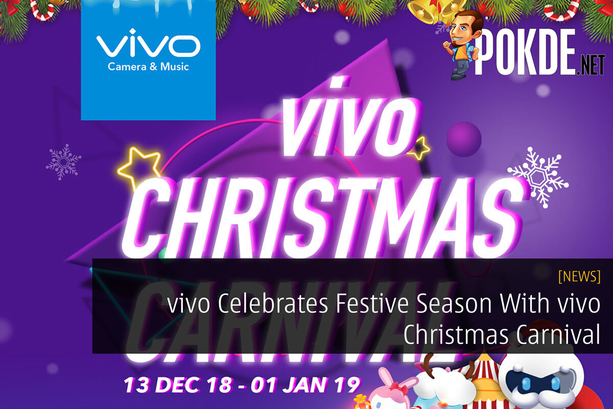 vivo Celebrates Festive Season With vivo Christmas Carnival 36