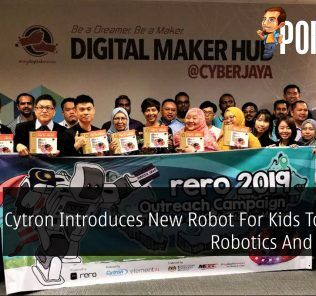Cytron Introduces New Robot For Kids To Learn Robotics And Coding 16