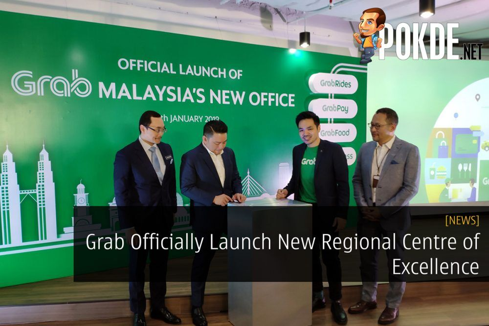 Grab Officially Launch New Regional Centre of Excellence 22