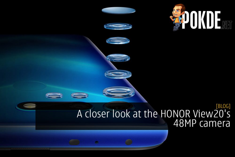 A closer look at the HONOR View20's 48MP camera 26