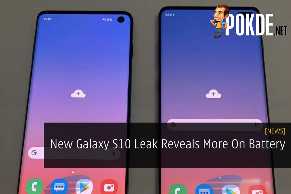 New Galaxy S10 Leak Reveals More On Battery 25