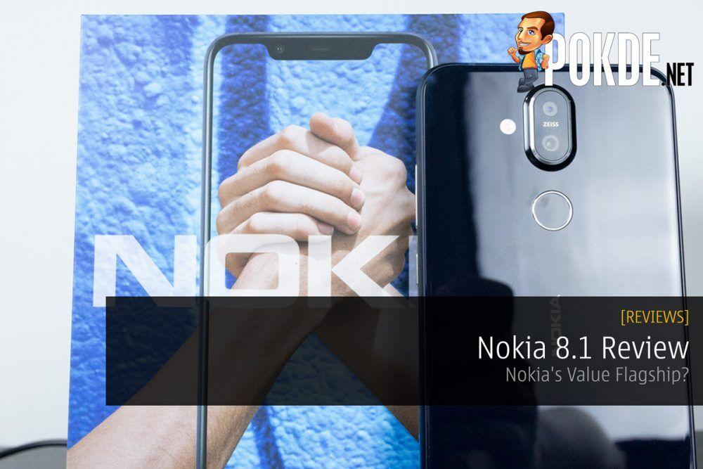 Nokia 8.1 Smartphone Review — Nokia's Value Flagship? 20