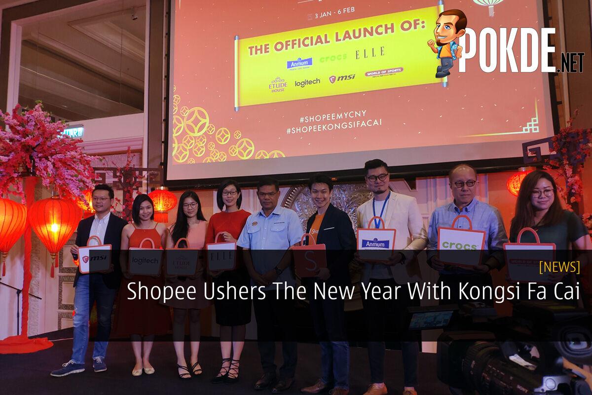 Shopee Ushers The New Year With Kongsi Fa Cai 18