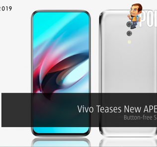 Vivo Teases New APEX 2019 — Button-free Smartphone 24