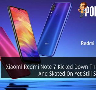 Xiaomi Redmi Note 7 Kicked Down The Stairs And Skated On Yet Still Survives 29