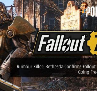 Rumour Killer: Bethesda Confirms Fallout 76 is Not Going Free-to-Play 26