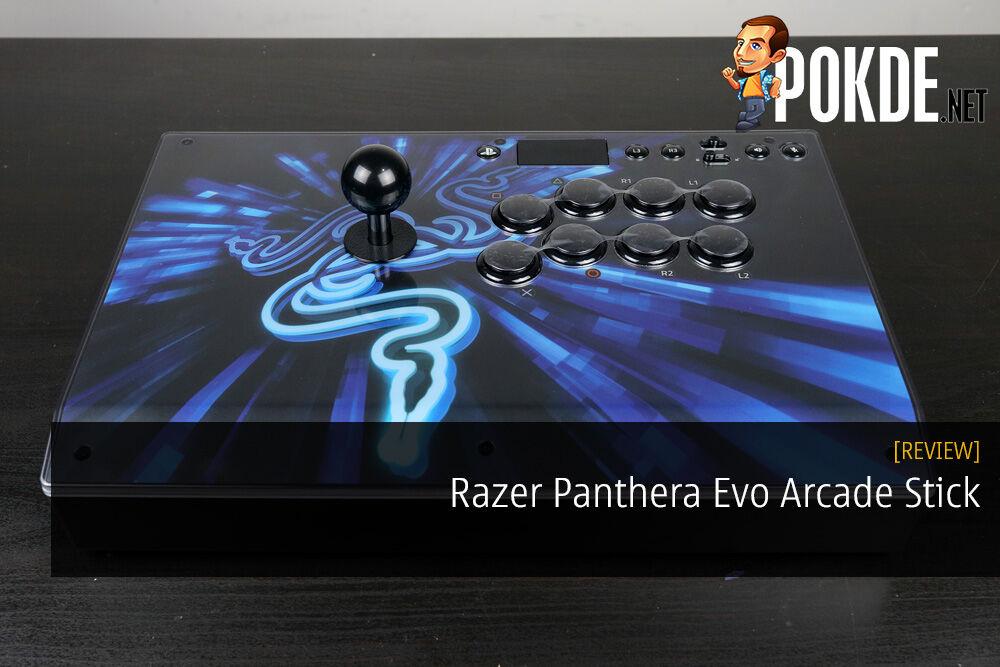 Razer Panthera Evo Arcade Stick Review