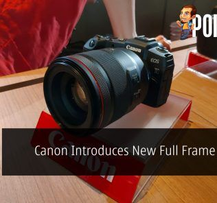 Canon Introduces New Full Frame EOS RP 26