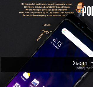 Xiaomi Mi MIX 3 review — sliding the bezels away 26