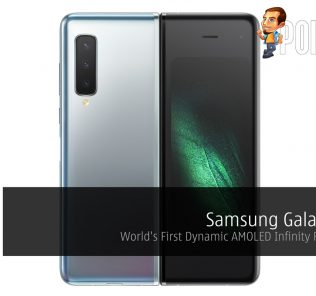 Samsung Galaxy Fold — World's First Dynamic AMOLED Infinity Flex Display 25