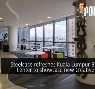 Steelcase refreshes Kuala Lumpur Business Center to showcase new Creative Spaces 24
