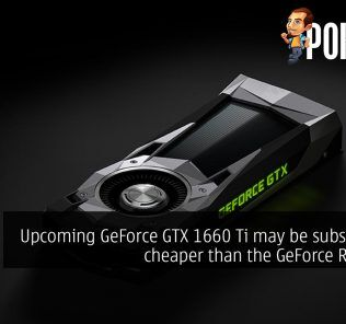 Upcoming GeForce GTX 1660 Ti may be substantially cheaper than the GeForce RTX 2060 30
