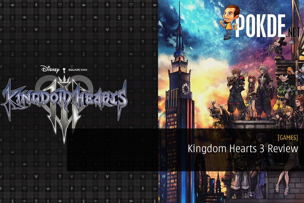 Kingdom Hearts 3 Review - Not The End We Expected
