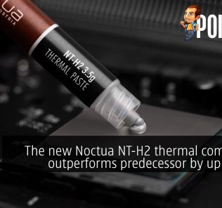 The new Noctua NT-H2 thermal compound outperforms predecessor by up to 2°C! 17