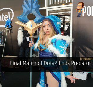 [Predator League 2019] Final Match of Dota2 Ends Predator League 2019 25