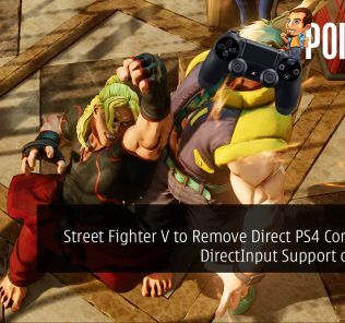 Street Fighter V to Remove Direct PS4 Controller and DirectInput Support on Steam