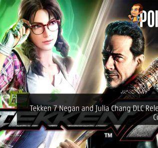 Tekken 7 Negan and Julia Chang DLC Release Date Confirmed