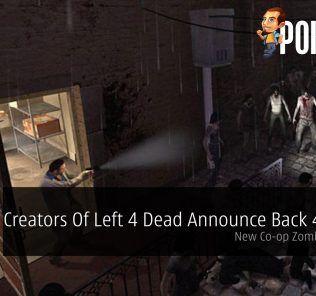 Creators Of Left 4 Dead Announce Back 4 Blood — New Co-op Zombie Shooter 20
