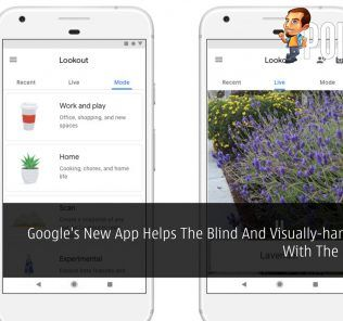 Google's New App Helps The Blind And Visually-handicapped With The Help Of AI 26