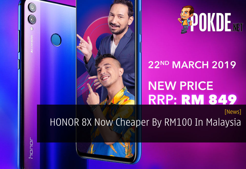 HONOR 8X Now Cheaper By RM100 In Malaysia 26