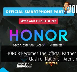 HONOR Becomes The Official Partner For ESL Clash of Nations - Arena of Valor 21