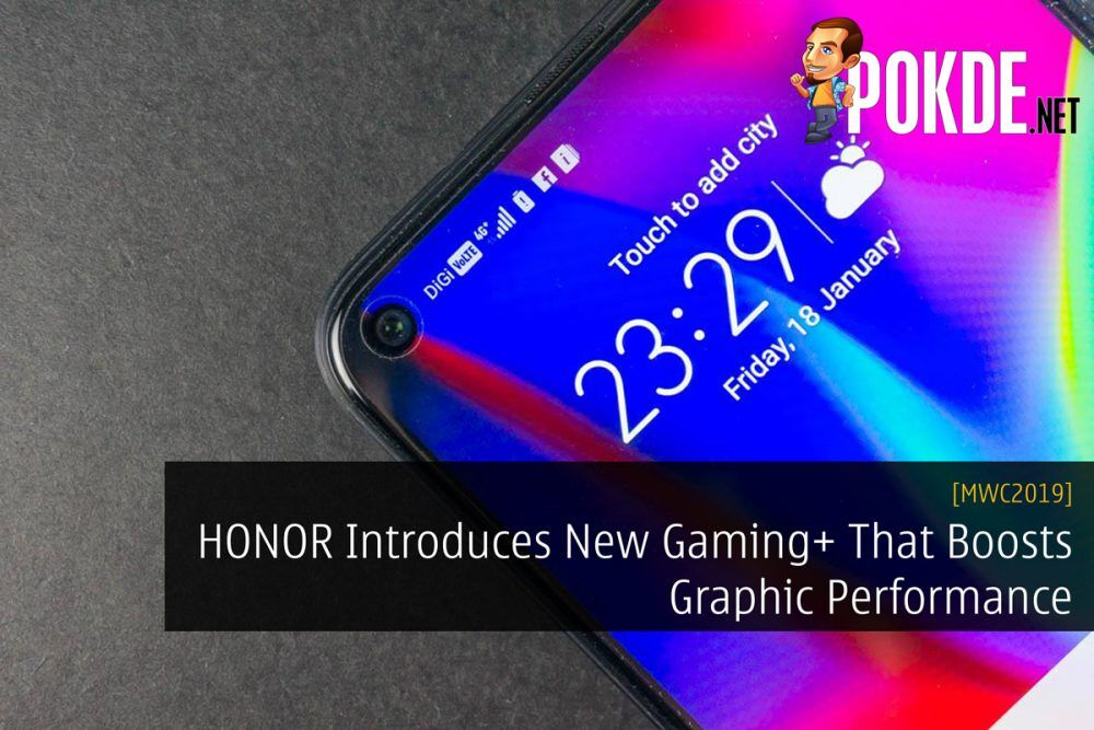 [MWC2019] HONOR Introduces New Gaming+ That Boosts Graphic Performance 21
