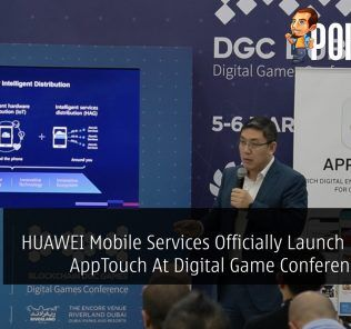 HUAWEI Mobile Services Officially Launch HUAWEI AppTouch At Digital Game Conference 2019 19