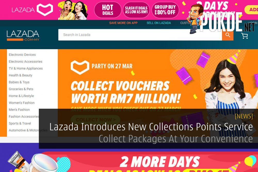 Lazada Introduces New Collections Points Service — Collect Packages At Your Convenience 18