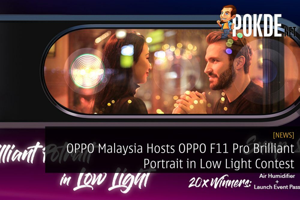 OPPO Malaysia Hosts OPPO F11 Pro Brilliant Portrait in Low Light Contest 18
