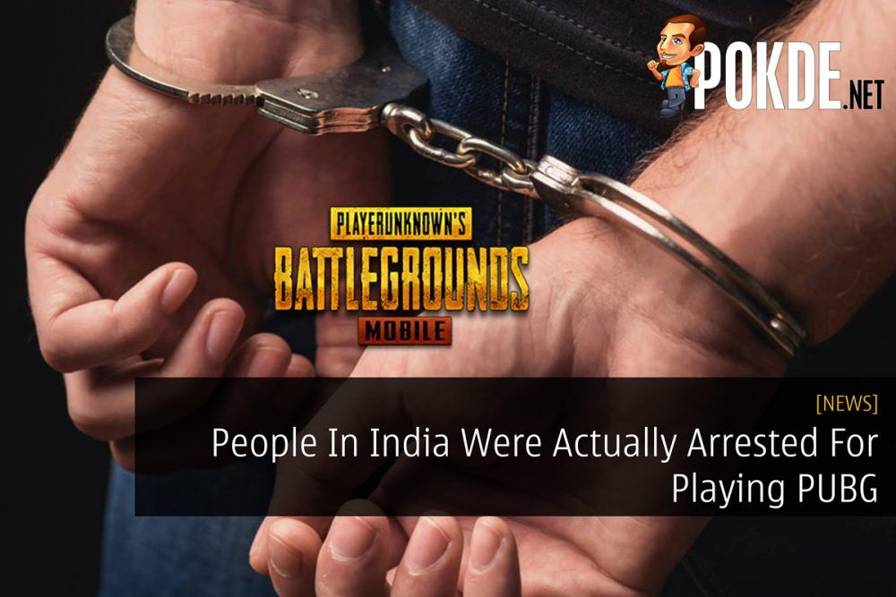 People In India Were Actually Arrested For Playing PUBG 24