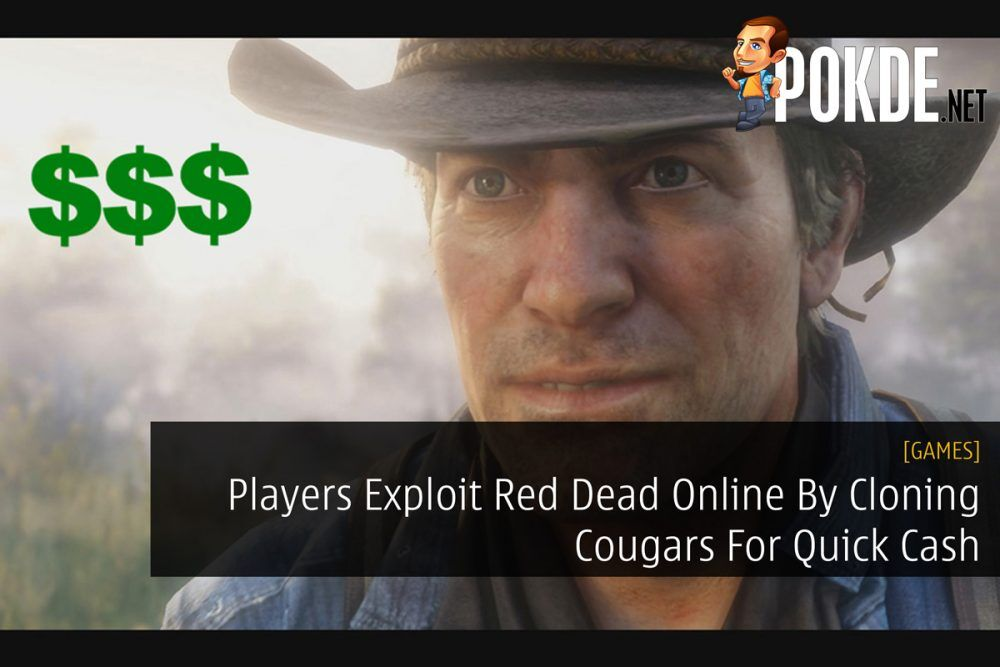 Players Exploit Red Dead Online By Cloning Cougars For Quick Cash 26