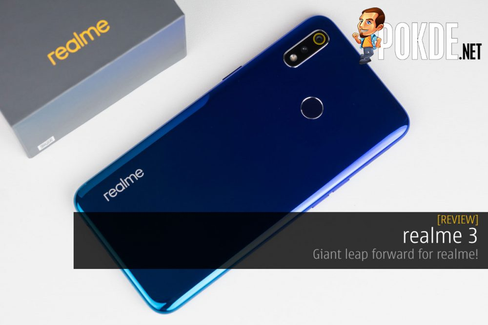 realme 3 review — giant leap forward for realme! 19