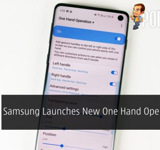 Samsung Launches New One Hand Operation+ App 25
