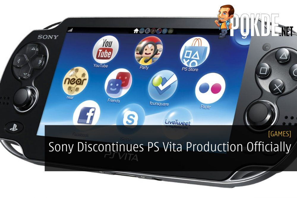 Sony Discontinues PS Vita Production Officially 23