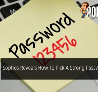 Sophos Reveals How To Pick A Strong Password For Yourself 27