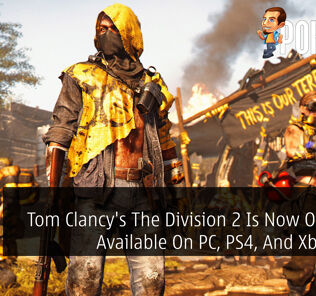 Tom Clancy's The Division 2 Is Now Officially Available On PC, PS4, And Xbox One 27