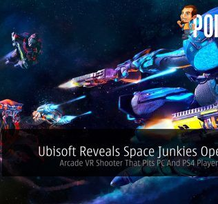 Ubisoft Reveals Space Junkies Open Beta — Arcade VR Shooter That Pits PC And PS4 Players Together 24