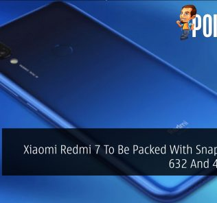 Xiaomi Redmi 7 To Be Packed With Snapdragon 632 And 4GB RAM 34