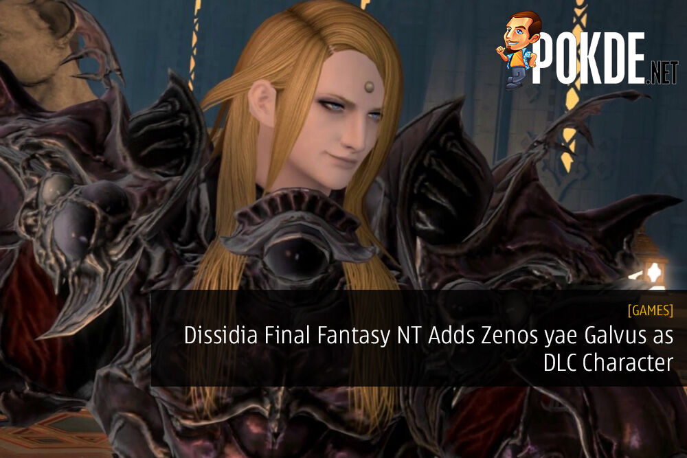 Dissidia Final Fantasy Nt Adds Zenos Yae Galvus As Dlc Character Pokde Net Allows you to use zenos yae galvus and equip him with the following items. dissidia final fantasy nt adds zenos
