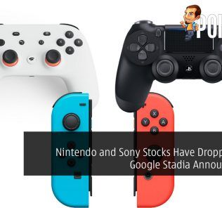 Nintendo and Sony Stocks Have Dropped Since Google Stadia Announcement
