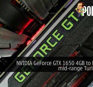 NVIDIA GeForce GTX 1650 to be next mid-range Turing GPU 26