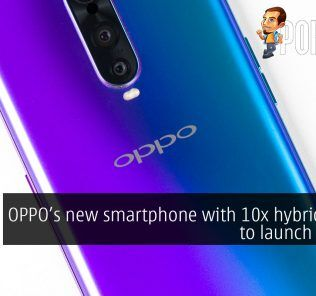 OPPO new smartphone with 10x hybrid zoom to launch in April 25