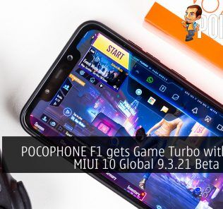 POCOPHONE F1 gets Game Turbo with latest MIUI 10 Global 9.3.21 Beta update 24