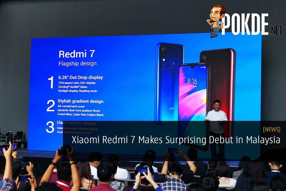 Xiaomi Redmi 7 Makes Surprising Debut in Malaysia 27