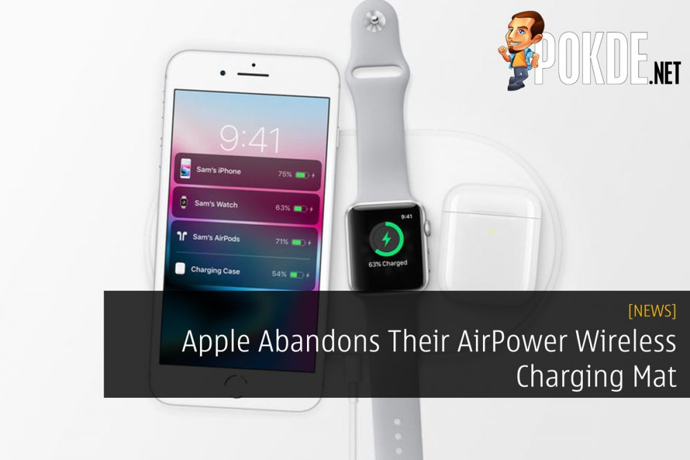 Apple Abandons Their AirPower Wireless Charging Mat 19