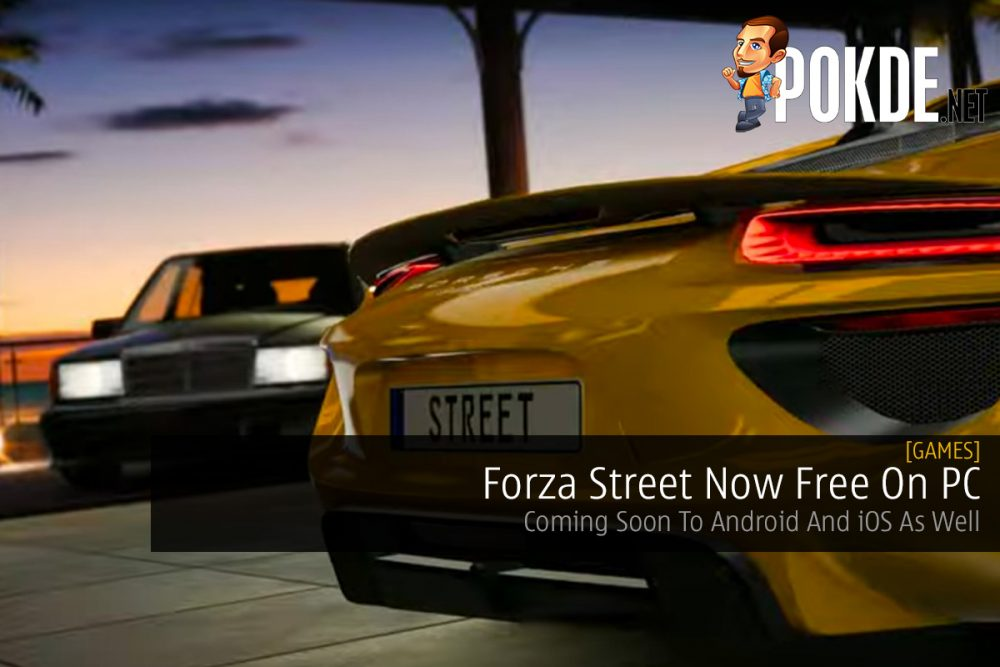 Forza Street Now Free On PC — Coming Soon To Android And iOS As Well 24