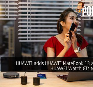 HUAWEI adds HUAWEI MateBook 13 and new HUAWEI Watch GTs to lineup 40