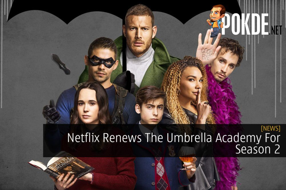 Netflix Renews The Umbrella Academy For Season 2 24